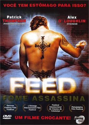 Filme Poster Feed - Fome Assassina DVDRip XviD & RMVB Dublado