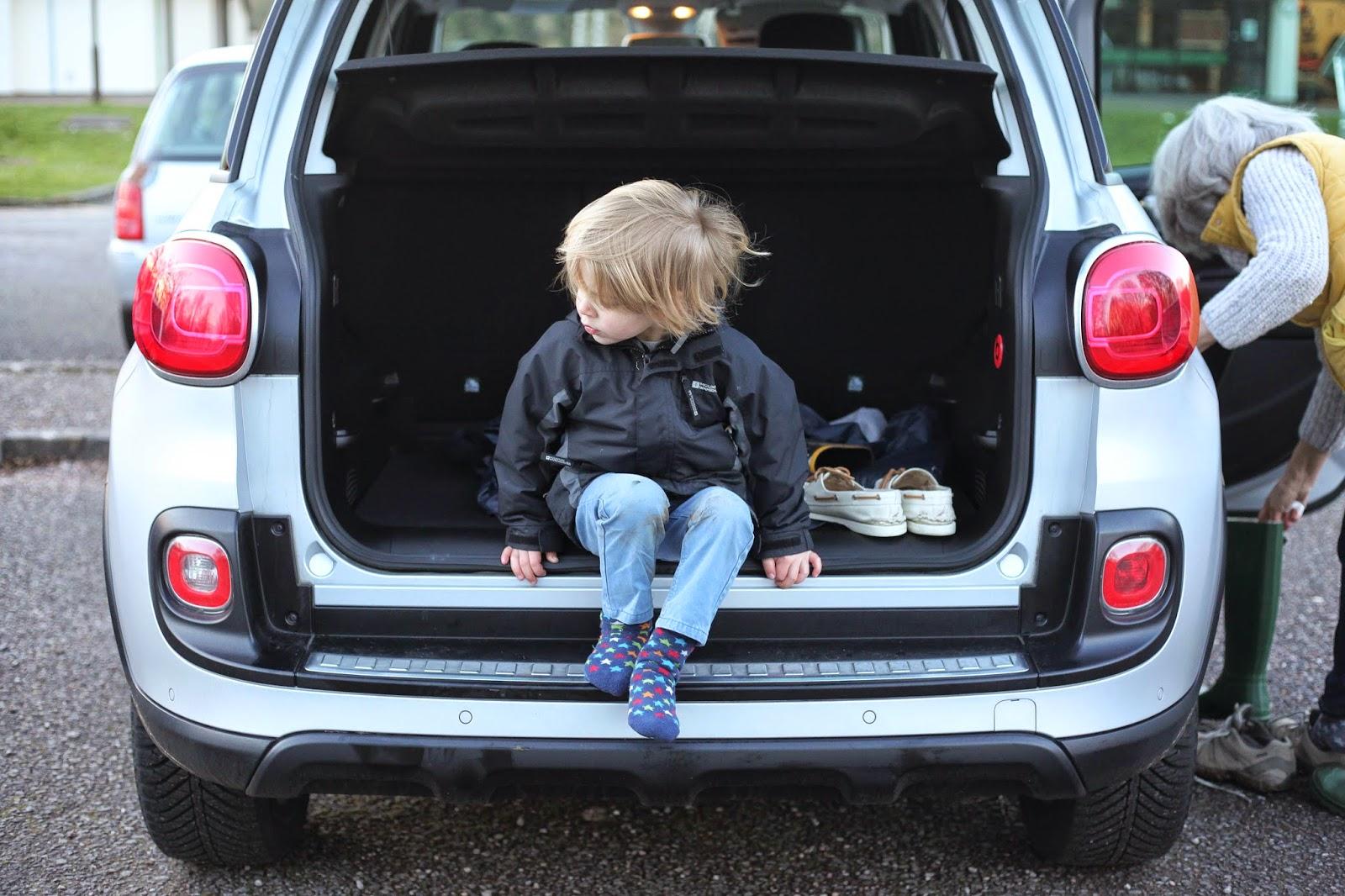 Fiat 500L adventure
