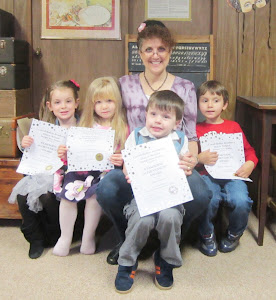 Starshine Achievers Primary K-4  &amp; K-5, Grade 1 Classes