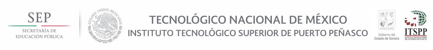 La Gaceta del Instituto Tecnológico Superior de Puerto Peñasco