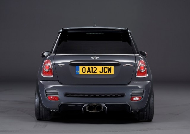 2013 Mini John Cooper Works GP…The GP Is Back.