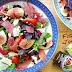 Salade de jambon et figues