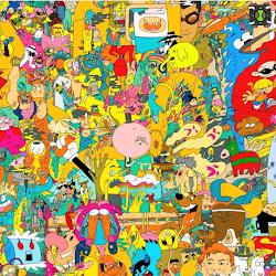 cartoon network 20th birthday wallpaper