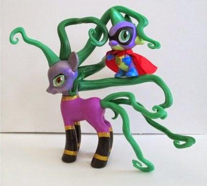 "San Diego Comic-Con 2014 Exclusive ""Mane-iac Mayhem"" My Little Pony"