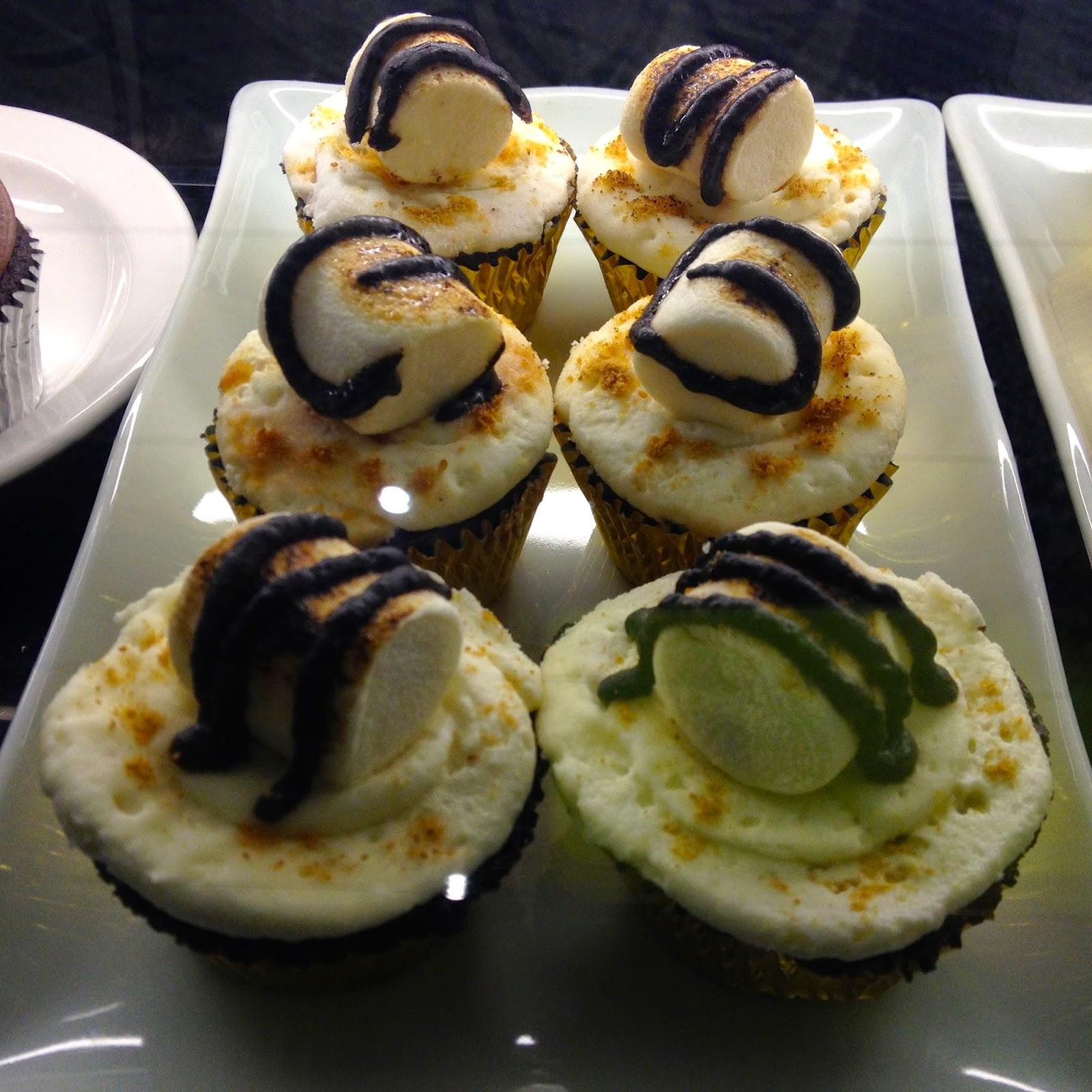 Cafe Racer Cebu dessert - Smores Cupcake