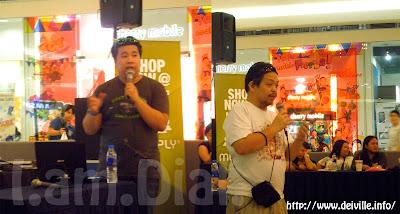 Manila: 2nd Blogger Fiesta 2011 at Cyberzone SM North EDSA 4