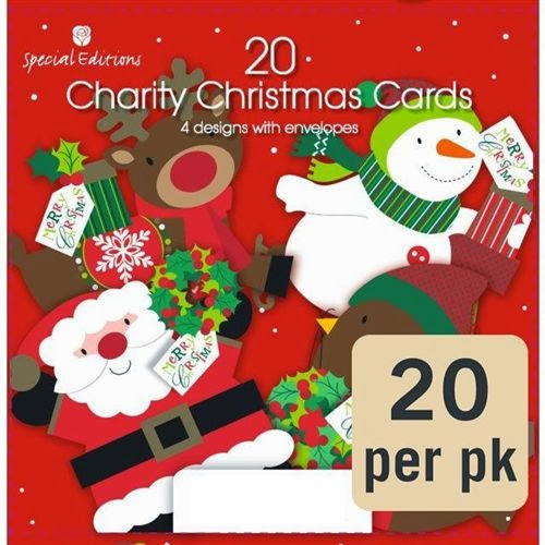 Best Corporate Christmas Cards For Charity