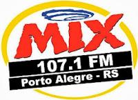 Rádio Mix FM de Porto Alegre e Canoas ao vivo