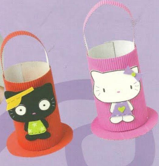 Bolsitas de hello kitty para niños ~ Solountip.com