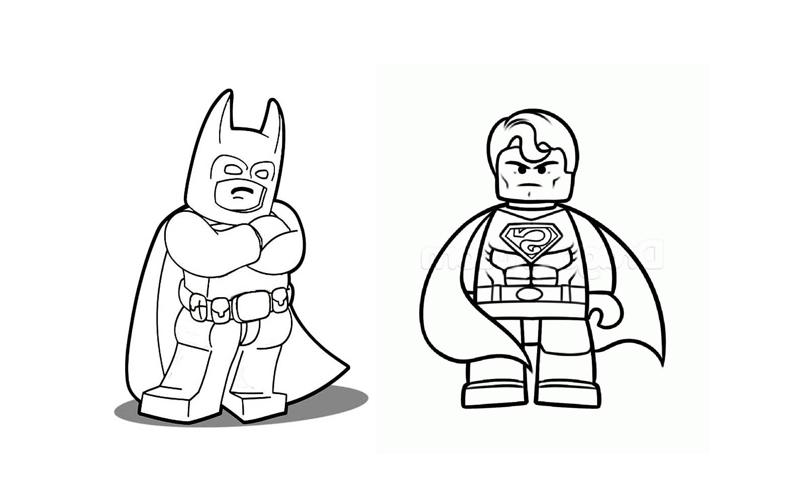 Excelente La Liga De La Justicia Para Colorear Ideas - Dibujos Para ...