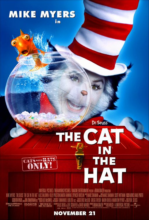Dr. Seuss' The Cat in the Hat full movie (2003)