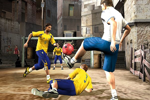 FIFA Street 2 PC Game - Full Version - oopz-games