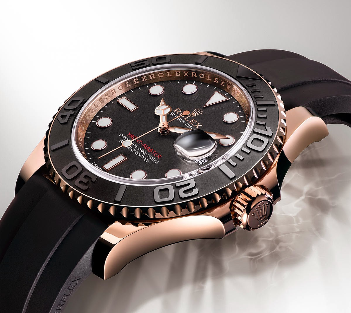 Rolex - Yacht-Master 2015 Reference 116655 Rolex-Yacht_Master_116655_Basel2015-5