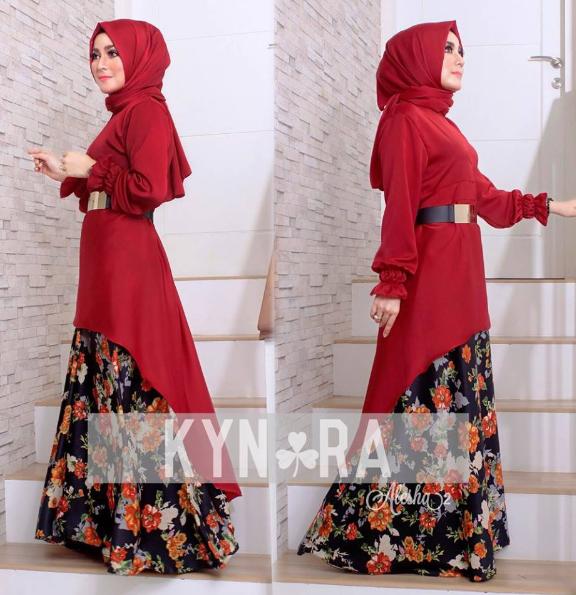 Contoh Foto Baju Muslim Modern Terbaru 2016 Kumpulan Foto
