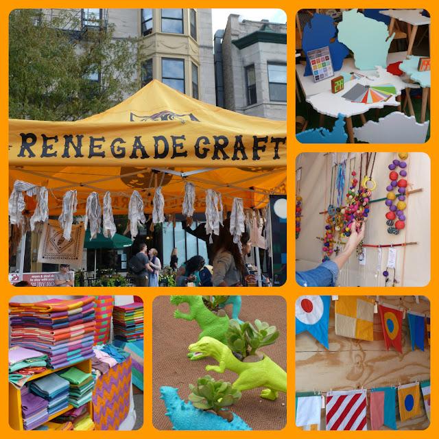 Renegade Craft Fair Chicago 2012