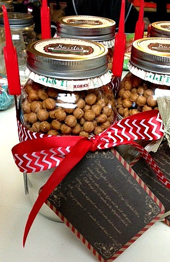 Cookie Mix in a Jar Gifts
