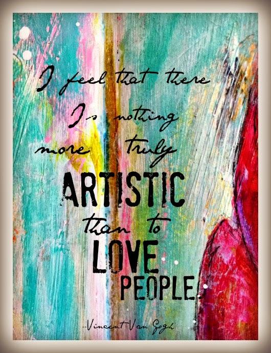 Love More...