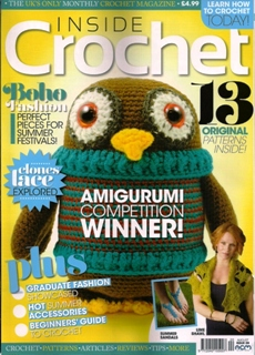 Inside Crochet Issue 20 August 2011