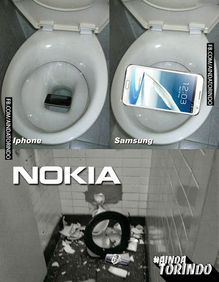 Nokia wins