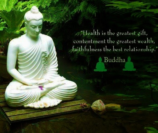 The Greatest Gift Buddha Quotes