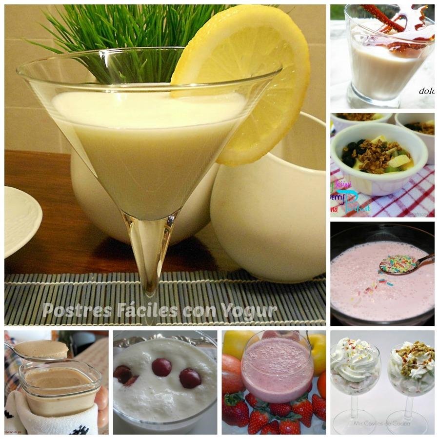 Postres f ciles con yogur mis cosillas de cocina - Postres con frutas faciles ...