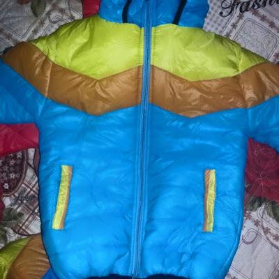 Thanh lý áo khoác trẻ em TL106