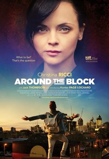 Ver Around the Block (2013) Online