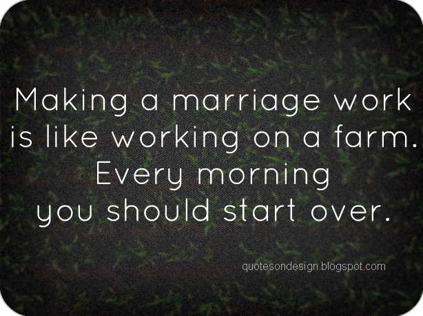 how to end a marriage and start over