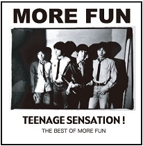 "MORE FUN - ""Teenage Sensation! The Best Of More Fun"""