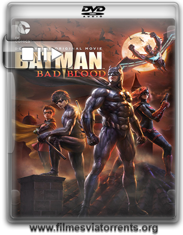 Batman: Bad Blood Torrent - BRRip Legendado (2015)