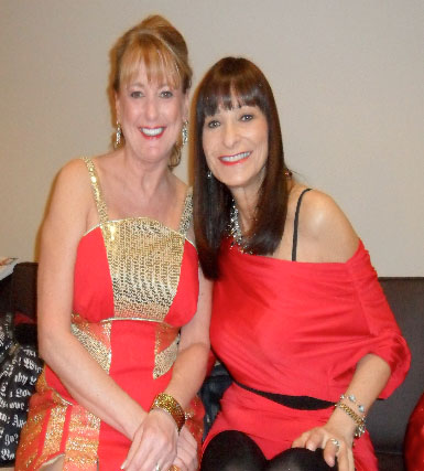 """Heart & Truth Red Dress Gala 2011"" Monton, NB"
