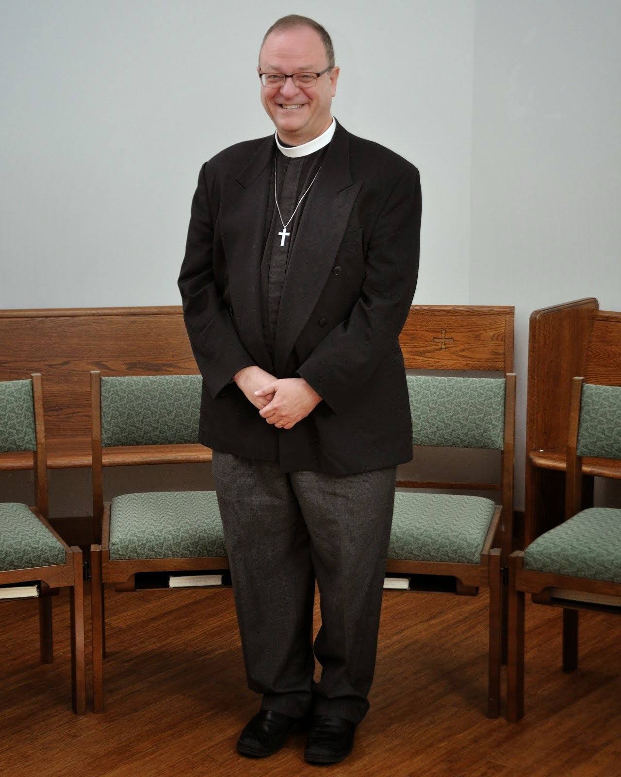 The Reverend Canon Mark Kinghan