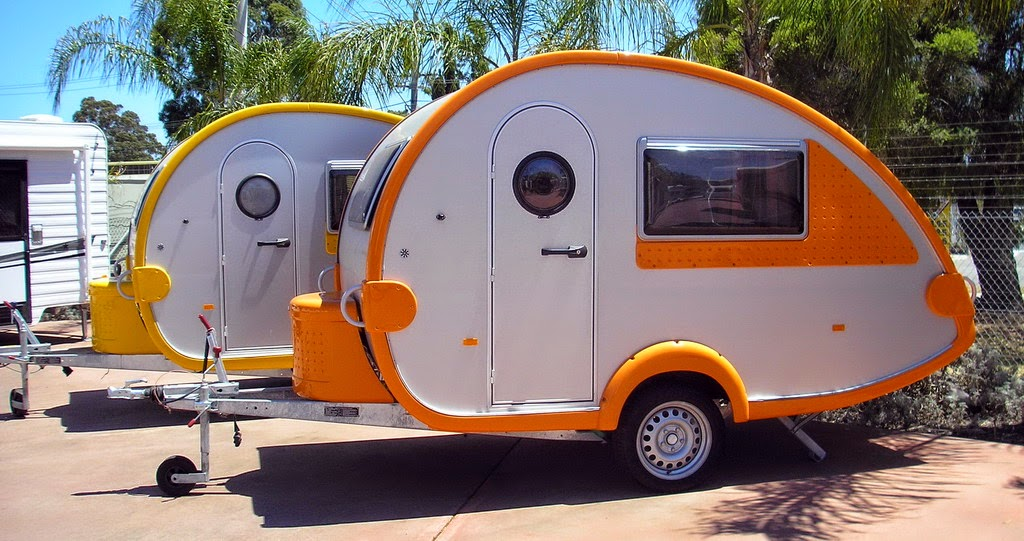tiny yellow teardrop teardrop trailers and rental insurance. Black Bedroom Furniture Sets. Home Design Ideas
