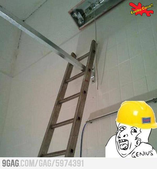 engenharia moderna, escada, eeeita coisa