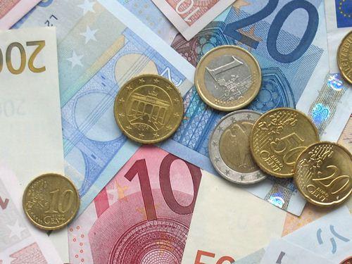 fake euro coins