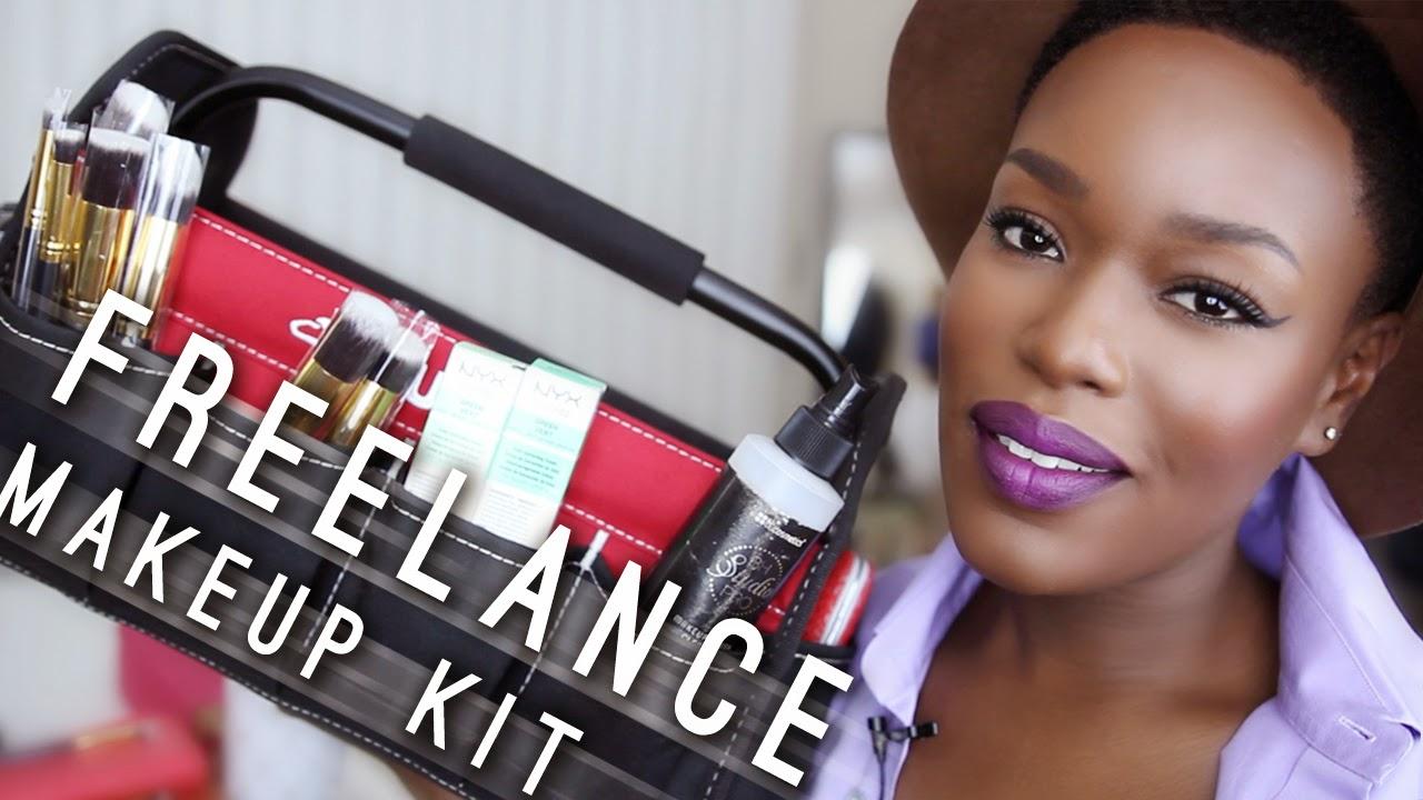 Building a Freelance Makeup