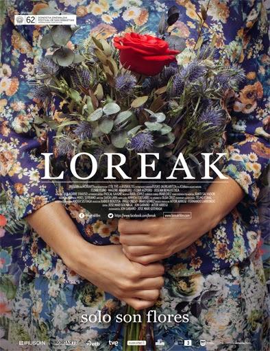 Ver Flores (Loreak) (2014) Online