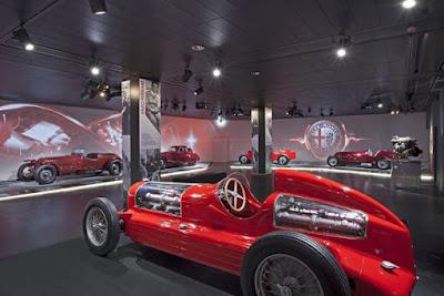 Η Alfa Romeo ανοίγει τις πόρτες του ιστορικού μουσείου στο Arese