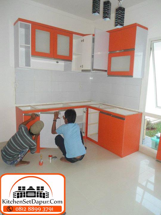 Tukang Kitchen Set Depok Harga Murah Hub 0812 8899 3791 Pin Bb