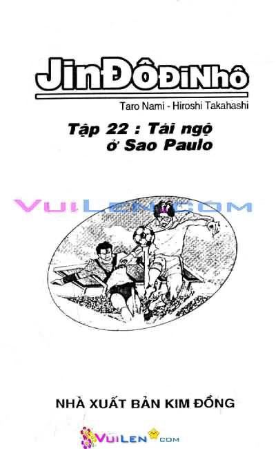 Jindodinho - Đường Dẫn Đến Khung Thành III  Tập 22 page 1 Congtruyen24h
