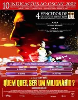 Quem Quer Ser Um Milionário Dublado Rmvb + Avi Dual Audio DVDRip