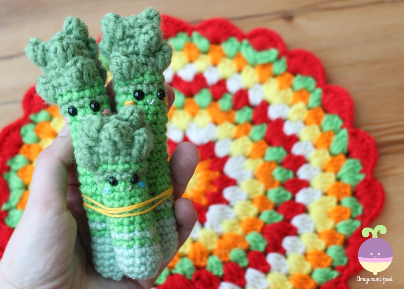 Amigurumi Crochet Food Patterns : Amigurumi Food: Amigurumi Food on Etsy