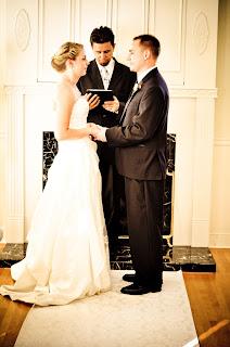 the victorian house wedding ceremony