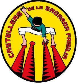 Projecte «Coneguem les entitats del barri»: els Castellers de la Sagrada Família