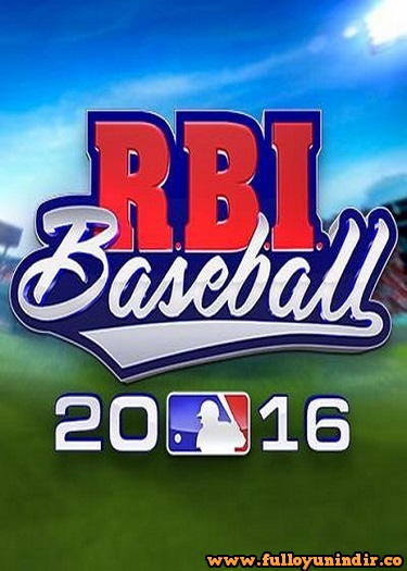 R.B.I. Baseball 16 pc