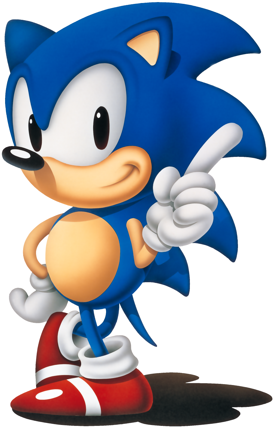 sonice the hedgehog