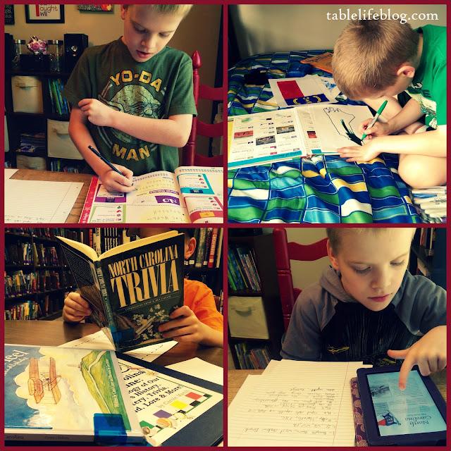 homeschool research north carolina