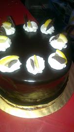 CHOCOLATE ORENGE CAKE