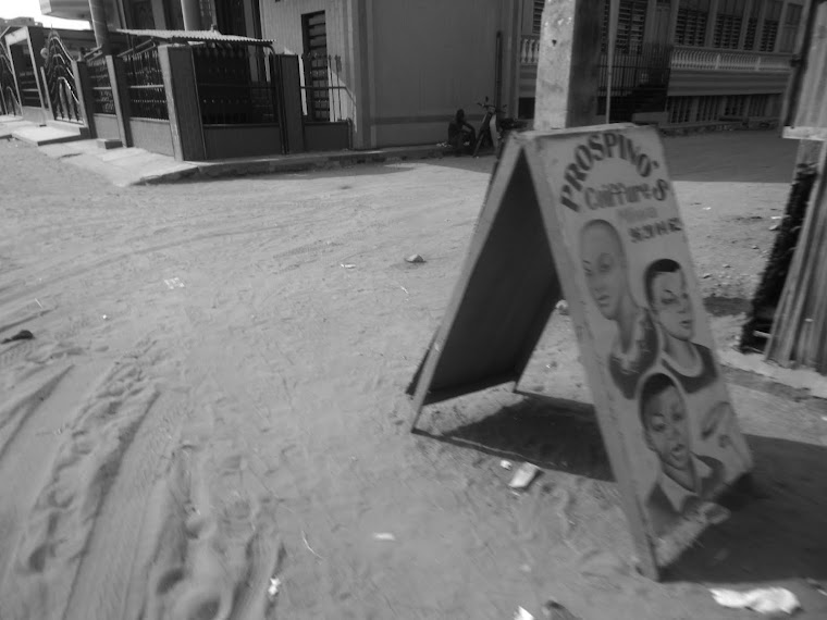 CA-salao prospino's- cotonou / Benin