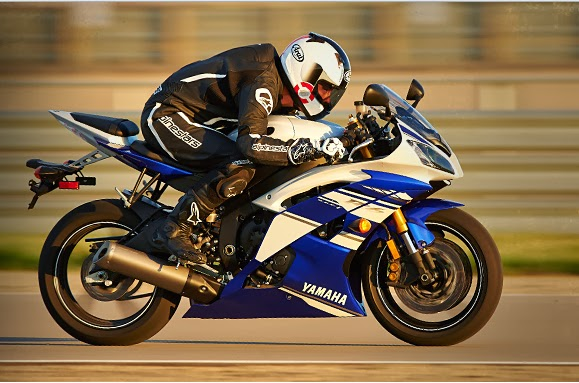 Super Sport 600cc Yamaha Resmi Meluncur